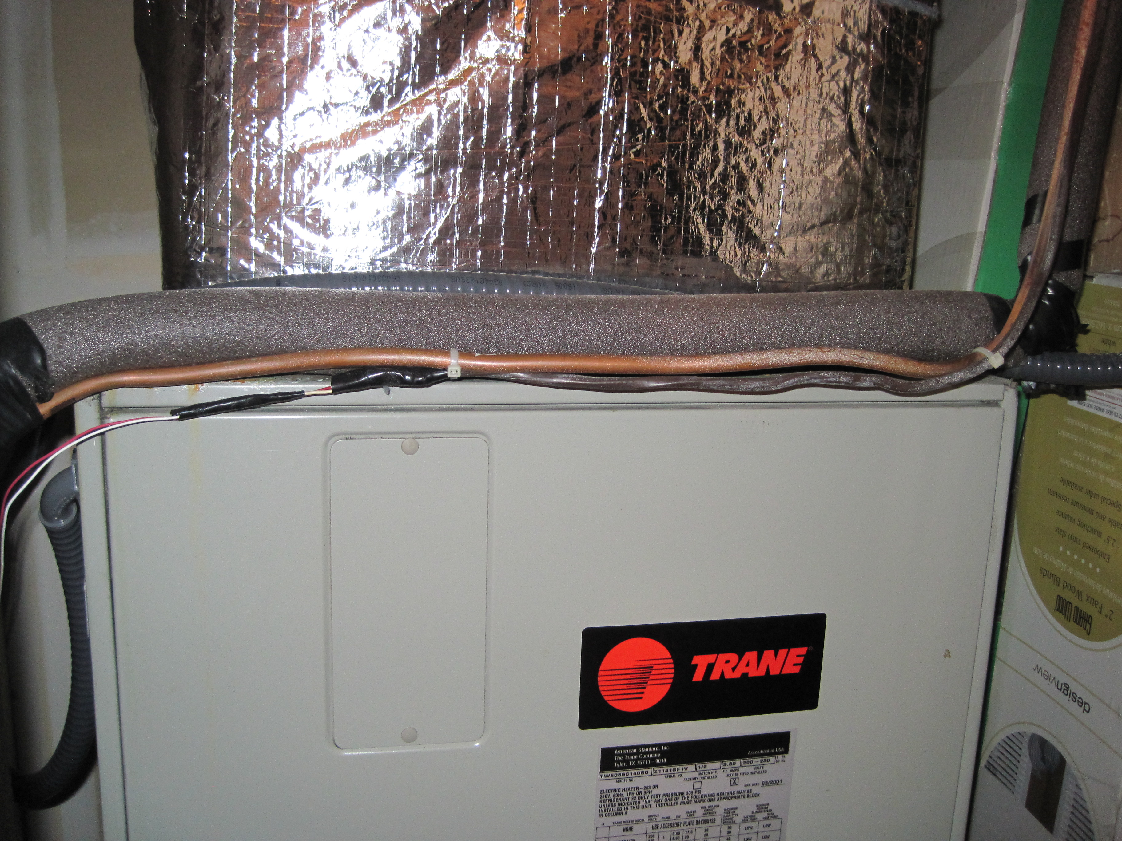 closed furnace