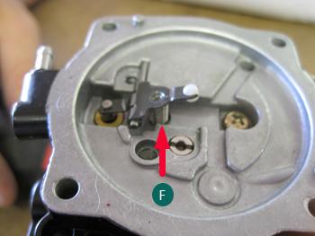 PWC Carburetor Rebuild